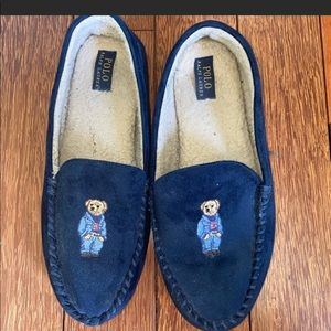 Polo Bear Moccasins/Loafers